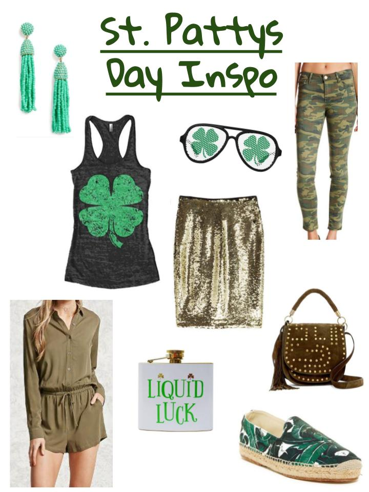 St pattys day inspo